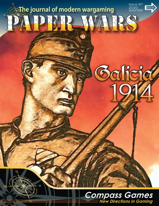 Paper Wars 97, Battle for Galicia
