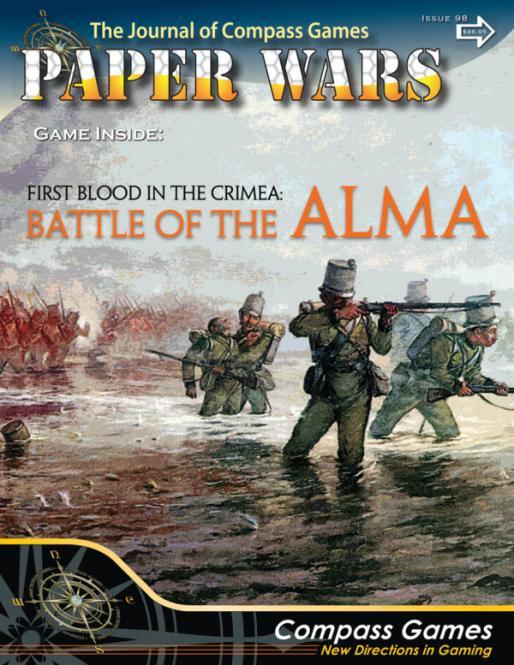Paper Wars 98, Alma