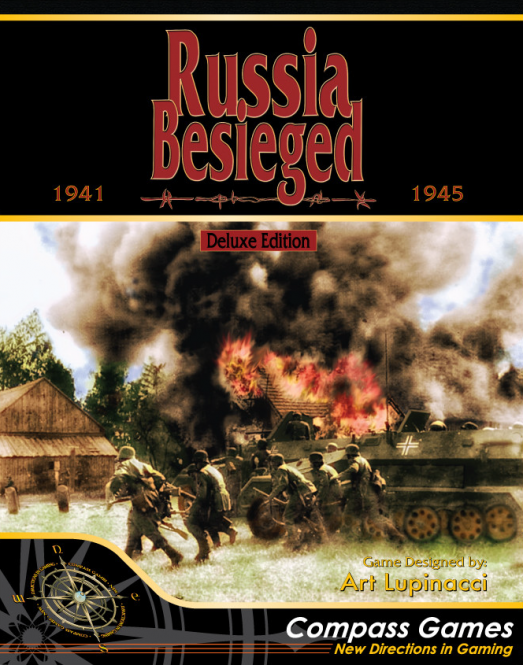 Russia Besieged, Deluxe Edition