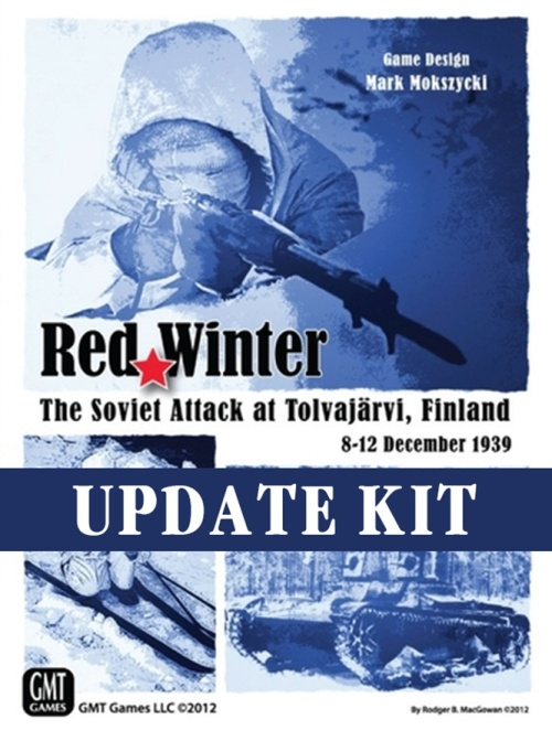 Red Winter, 2nd Edition Update Kit