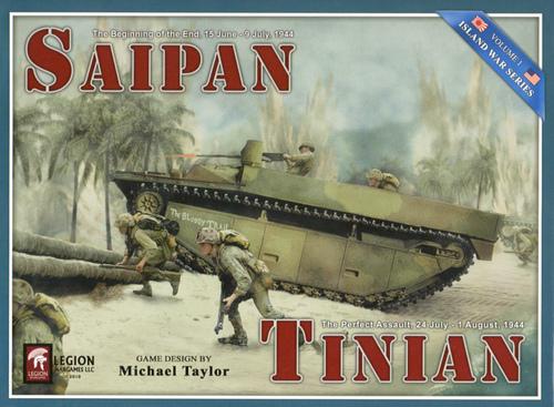 Saipan & Tinian, Reprint
