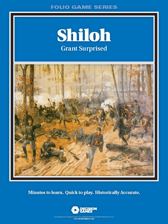 Shiloh: Grant Surprised