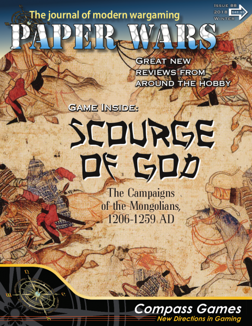 Paper Wars 88, (Scourge Of God)