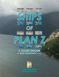 SWWaS: Ships of Plan Z