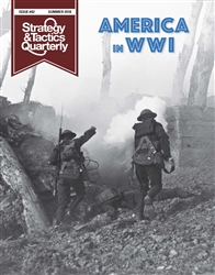 Strategy & Tactics Quarterly 2, America in WW II