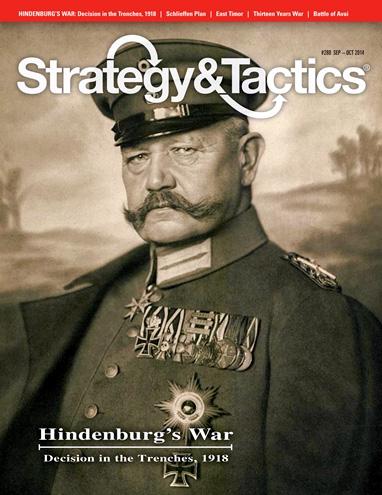 S&T 288, SE Hindenburg`s War
