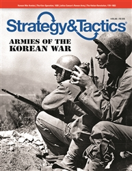 S&t 296, Korean War Battles