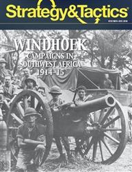S&T 313, Windhoek