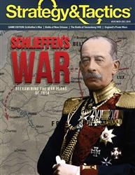 S&T 319, Schlieffen's War