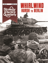 Strategy & Tactics Quarterly 10, Whirlwind - Kursk