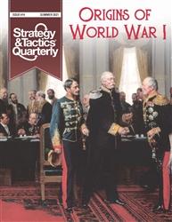 Strategy & Tactics Quarterly 14, Prelude to WW1