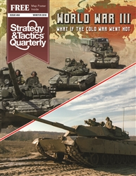 Strategy & Tactics Quarterly 4, WWIII- What If?