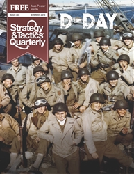 Strategy & Tactics Quarterly 6 ,D-Day 75th Anniversary