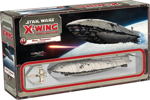 Star Wars X-Wing: Rebel Transport Expansion Pack