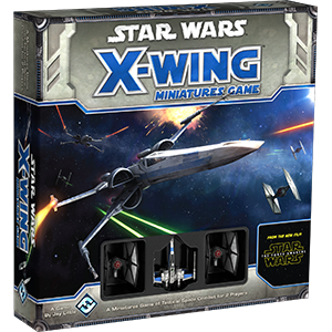 Star Wars X-Wing: The Force Awakens