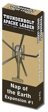 Thunderbolt-Apache Leader, Exp 1 - Nap of the Earth