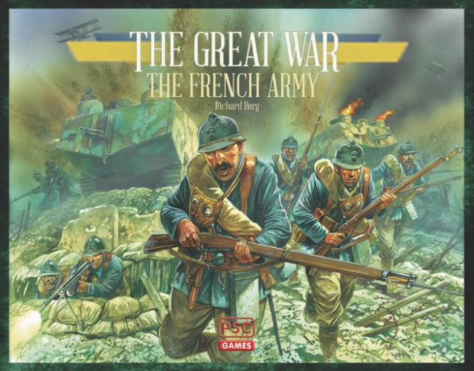 The Great War, French Army Exp.