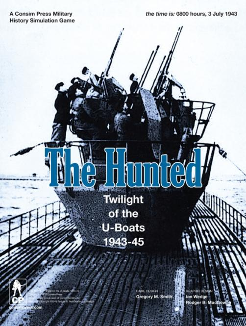 The Hunted: Twilight of the U-Boats,43-45