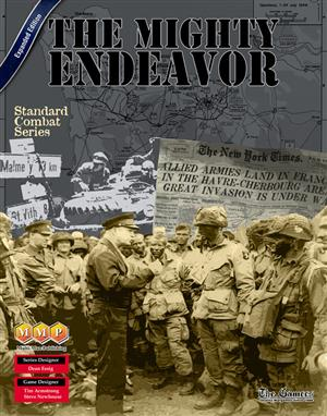 The Mighty Endeavor 2nd Ed. (The Gamers SCS)