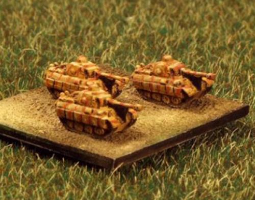 Tiger Leader Miniatures