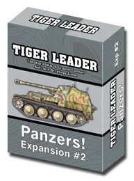 Tiger Leader, Exp 2 - Panzers!