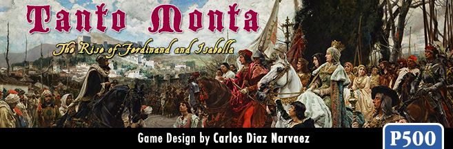 Tanto Monta: The Rise of Ferdinand and Isabella