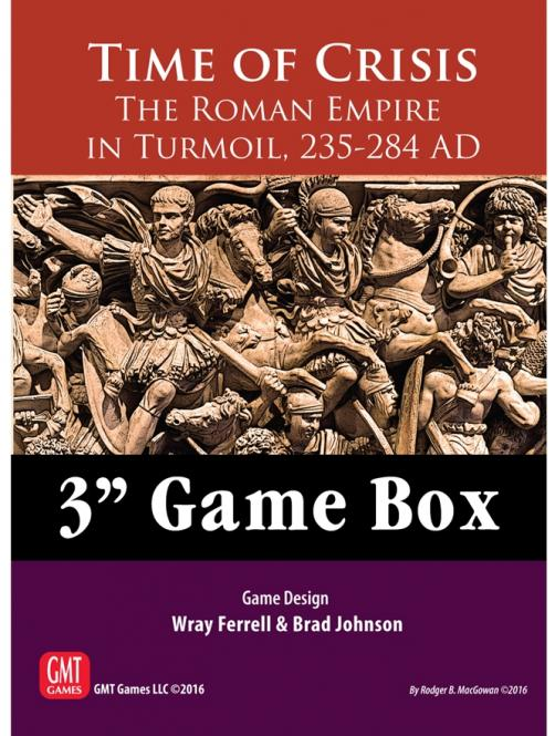 Time of Crisis, 3 Inch Game Box