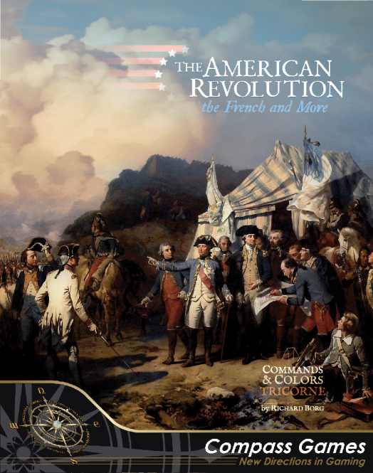 Command & Colors: Tricorne Exp. The Am. Rev. War Expansion 1 The French & more