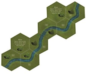 Tank Leader Series Terrain Tile Pack