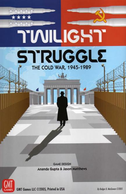 Twilight Struggle Update Kit (D)