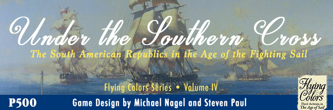 Under the Southern Cross: Flying Colors Vol. IV