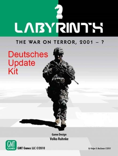 Labyrinth, Update Kit Deutsch