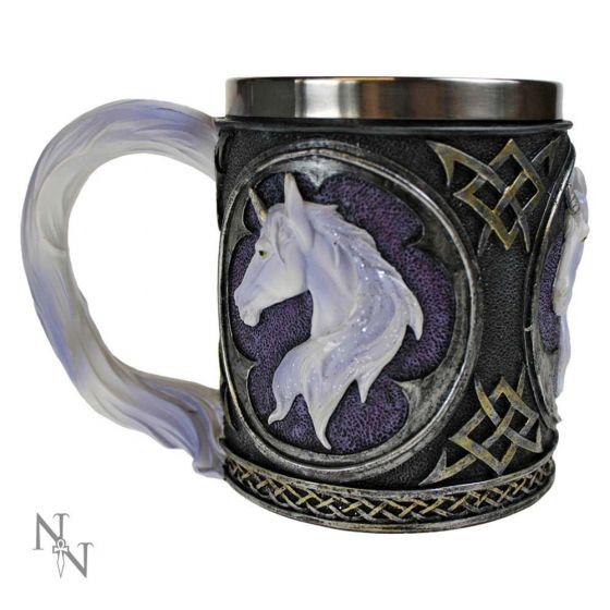 Unicorn Tankard 14 cm