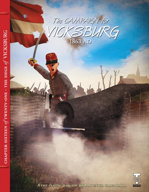 The Vicksburg Campaign (TPS)
