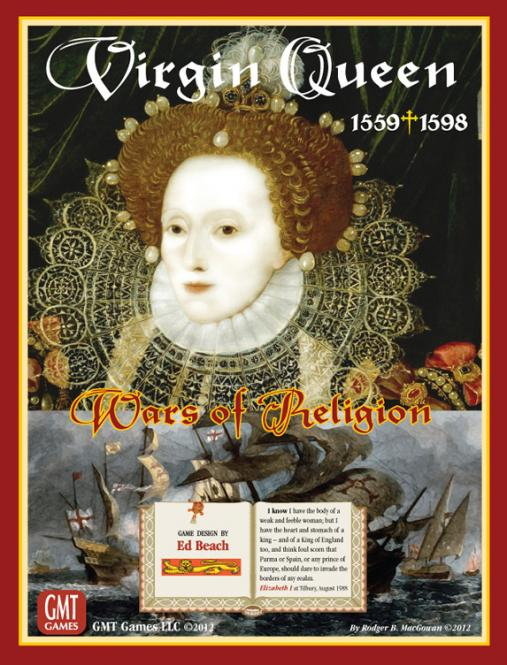Virgin Queen, 2nd Printing