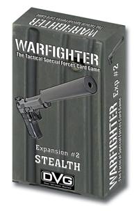 Warfighter Modern, Exp 02 Stealth
