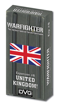 Warfighter Expansion 6, UK