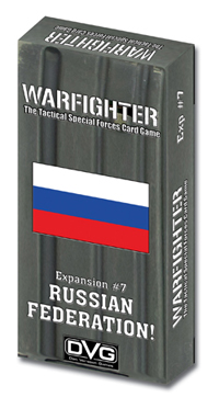 Warfighter Expansion 7, Russian Fed