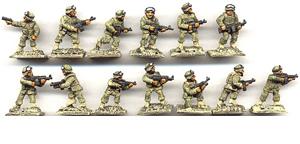 Warfighter Modern, US Miniatures #1