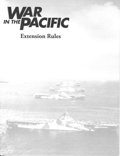 War in the Pacific Expansion