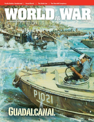 World at War 23, Guadalcanal