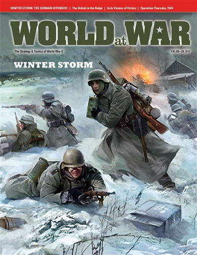 World at War 36, Winterstorm