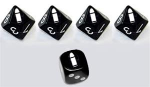 Warfighter Modern, New Bullet Dice