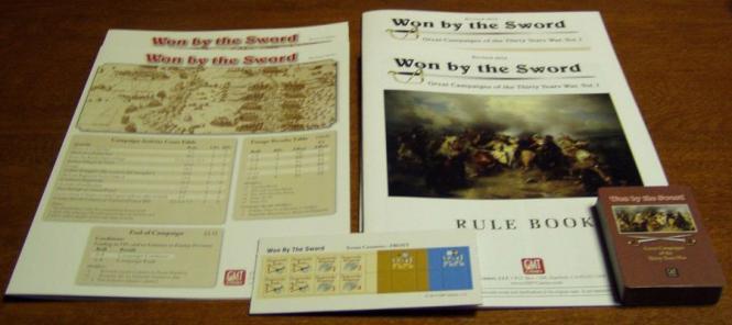 Won by the Sword, Repair Kit