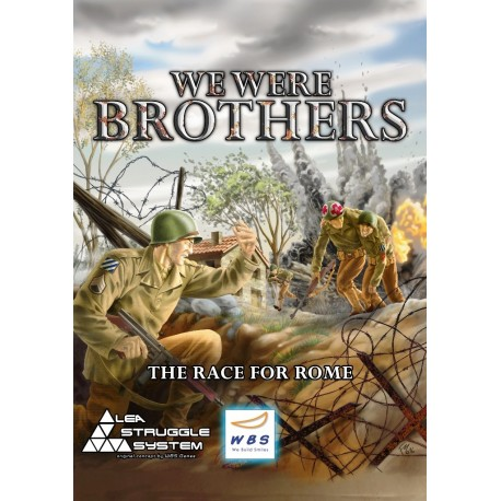 We Were Brothers - Race for Rome Eco