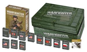 Warfighter WW II, Combo Pack 1 (Europe Core Game + Exp 1-13)