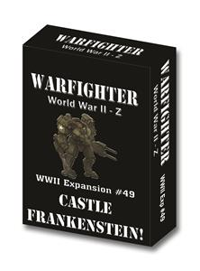 Warfighter Europe, Exp 49 Castle Frankenstein