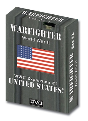 Warfighter Europe, Exp 01 USA 1