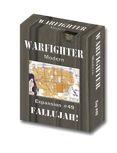 Warfighter Modern, Exp 49 Fallujah