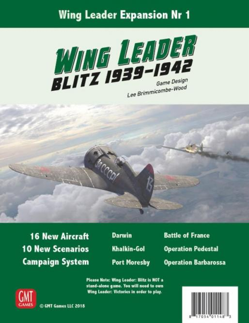 Wing Leader: Blitz